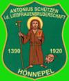 St. Antonius Schützen in der Liebfrauenbruderschaft Hönnepel 1390/1920 e.V.