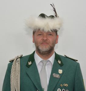 Der neue stellvertretende Brudermeister Dirk Kosmell