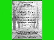 Martin Slaats