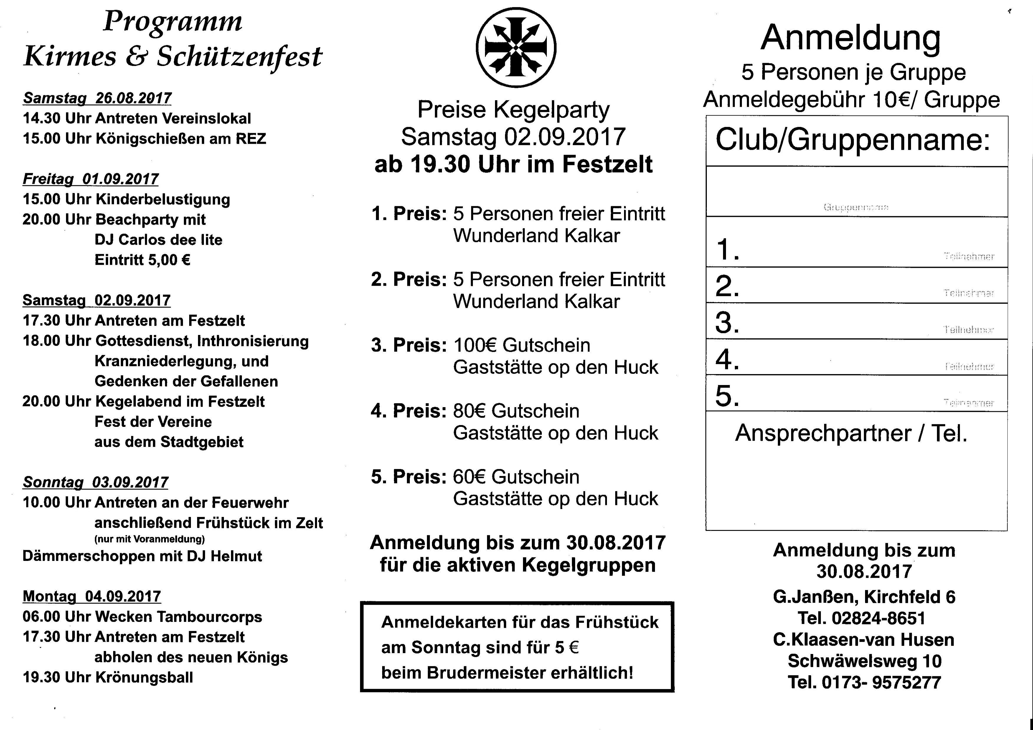 Kirmesprogramm-2017
